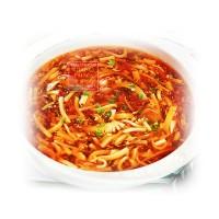 11. Kislo pekoča juha